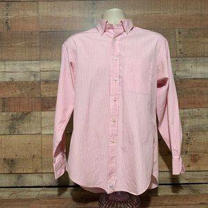VINEYARD VINES Murray Pink Stripe Button Up Shirt